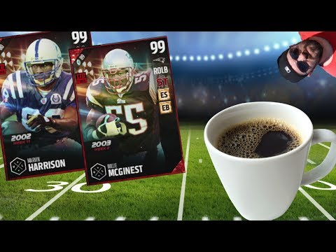 MUT IN THE MORNING | MARVIN HARRISON AND WILLIE MCGINEST | MADDEN 17 ULTIMATE TEAM PACKS