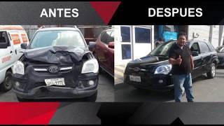 Reparación Vehículo Kia Sportage Negro - Guayaquil