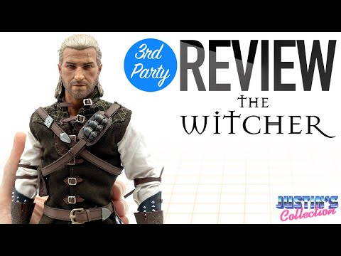 Perfect Mttoys 1//6 Scale Witcher The White Wolf Geralt Action Figure In Stock