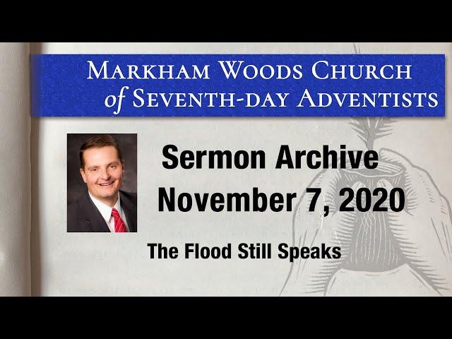 The Flood Still Speaks - S20 E44