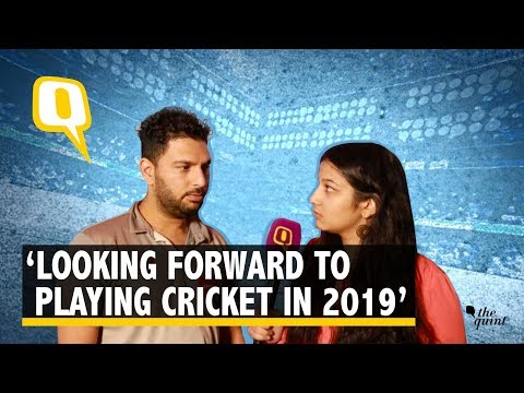 Yuvraj Singh on IPL 2018, Gayle & Finishing His Career on a High | The Quint