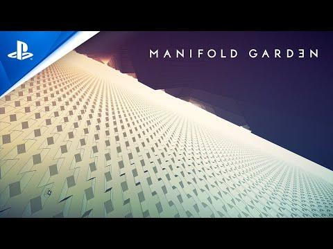 Manifold Garden - Launch Trailer | PS4