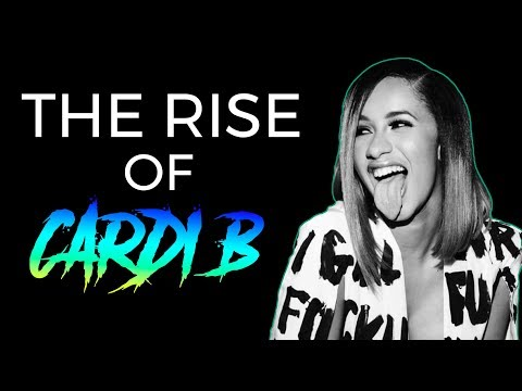 Download Youtube: THE RISE OF CARDI B
