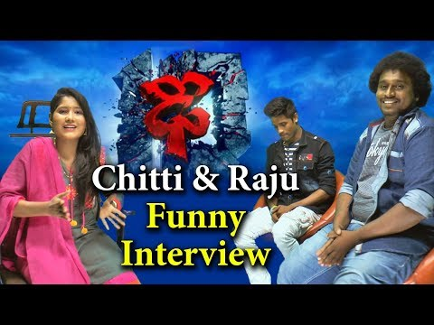 Dhee 10 Contestant Raju And Chitti Master Interview | Celebrities Funny Interviews | Indiontvnews