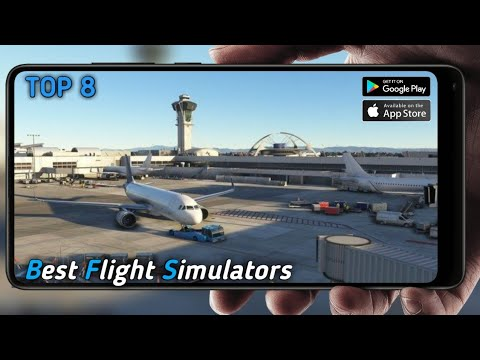 Top 8 Best AEROPLANE Games For Android...!!!!