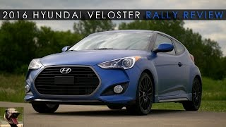 Review 2016 Hyundai Veloster Rally Turbo The Underdog