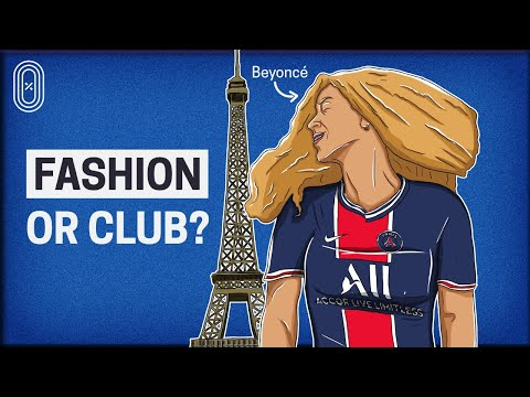How PSG & Nike Created Football's Most Fashionable Club