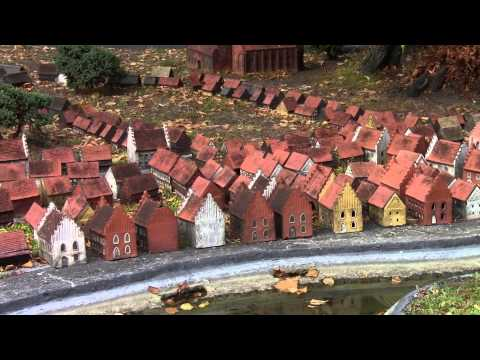 Model of Copenhagen in 1536 - Copenhagen Denmark