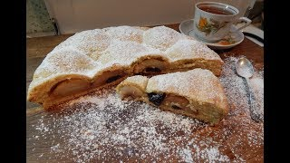 Вкусный рецепт яблочного пирога(Что не так с моим пирогом?)Unusual apple pie