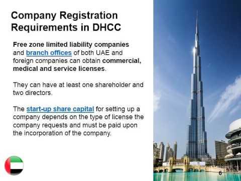 Dubai Healthcare City Free Zone