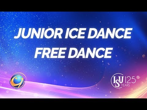 ISU JGP Final - Ice Dance - Free Dance - Nagoya 2017