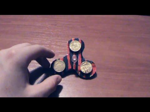 Kako na naj laksi nacin napraviti Fidgt Spinner od papira How to