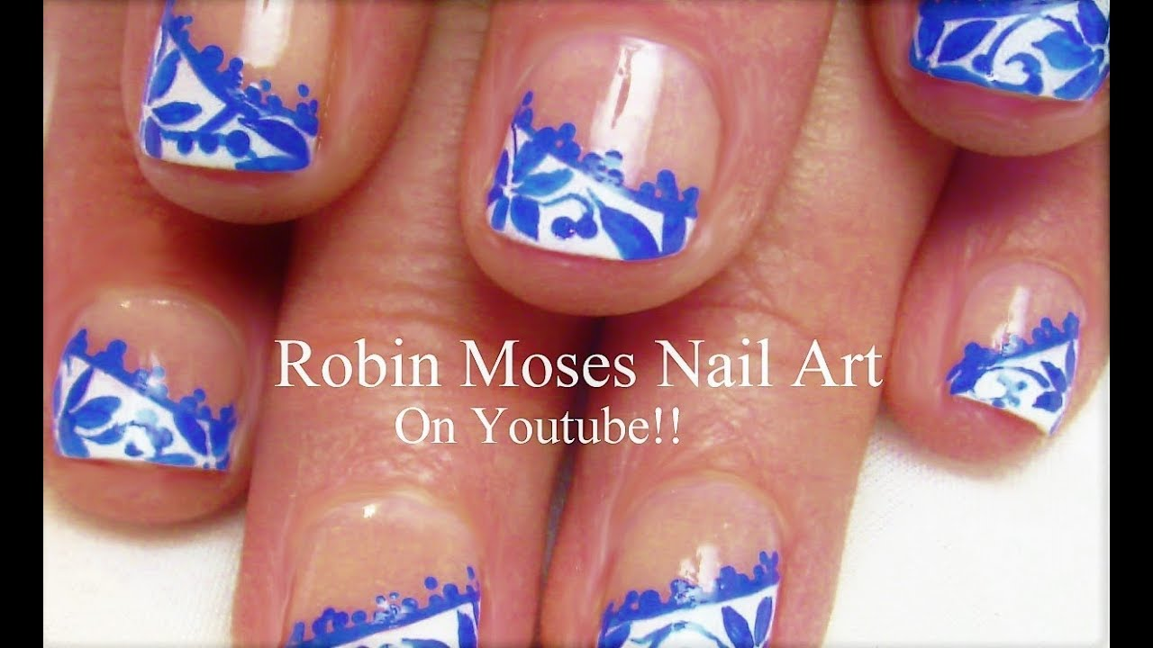 Blue nail designs for short nails images nail art and nail blue nail art designs fun and easy nail art designs for beginners to try prinsesfo images prinsesfo Images