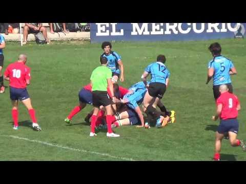 Sudamericano M19 2016 Chile vs Uruguay 1er Tiempo