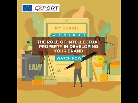The Role of Intellectual Property in Developing Your Brand