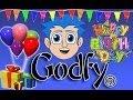 Godfy Feliz Cumpleaños Música Infantil Cristiana