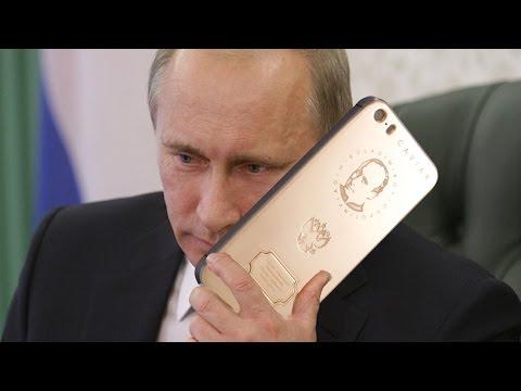Рингтоны у Путина
