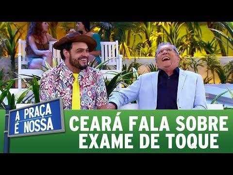 Ceará quer aprender como é o exame de toque | A Praça É Nossa (23/11/17)