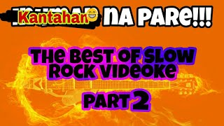 Nonstop Karaoke ( +1 hour) the best of slow rock compilation videoke part 2 - 2020 mix -
