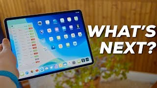 What's Next for 2020 iPad Pro?