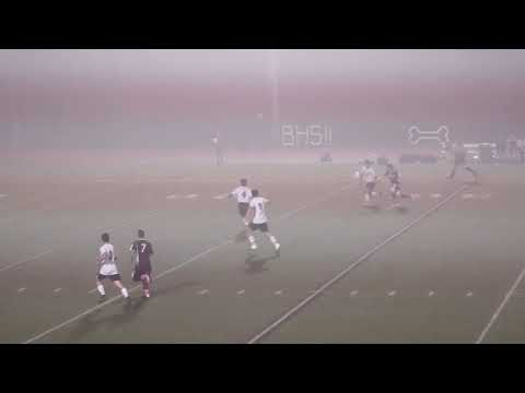 GK Highlights vs Timberlane Regional High School (very foggy at end)