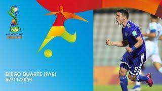 Duarte v Argentina [GOAL OF THE TOURNAMENT] - FIFA U17 World Cup 2019
