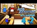 Phoenix Wright Ace Attorney: Justice For All In A Nutshell - Case 4 - Trial