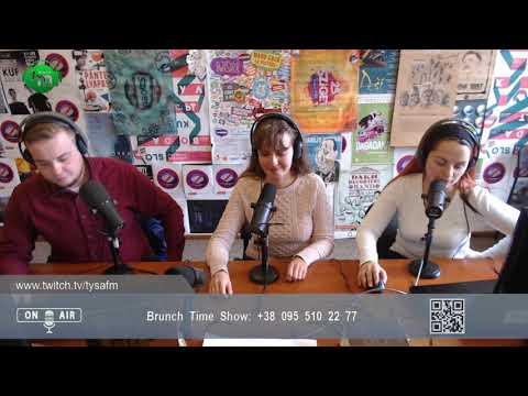 RadioTysaFM: Марина Сташина-Неймет на Тиса FM