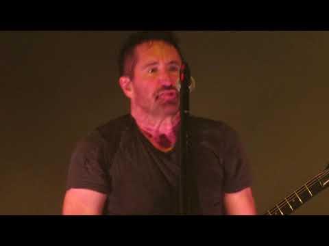 Nine Inch Nails - Burn - Radio City Music Hall - New York, NY - October 14, 2018