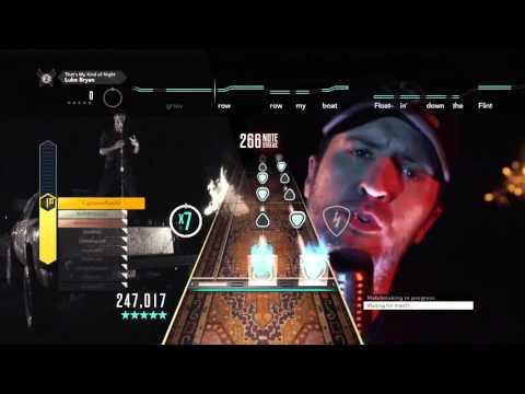 Guitar Hero Live/TV - That's My Kind Of Night - Luke Bryan (100% FC/Full Combo Expert)