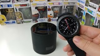 Samsung Gear S3 Frontier KNOW before you BUY REVIEW!