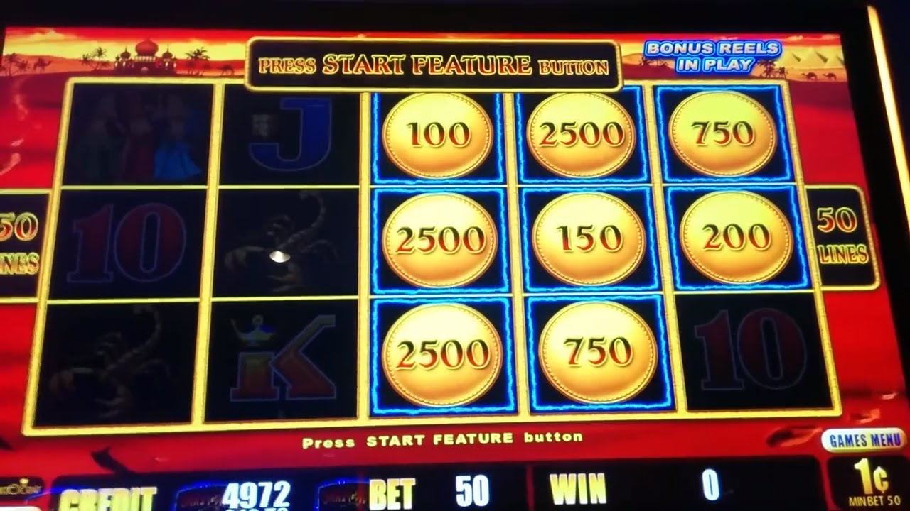 Pokies grand jackpot