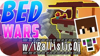 Minecraft MINIGAME: Bed Wars Outtake! ✔