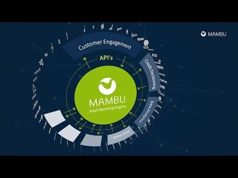 Mambu SaaS Banking Engine Powering Innovative Lending & Deposits