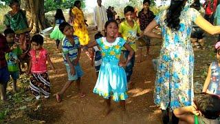 Dunguripali school girl ( sapna nag ) ଆଁଳା ନବମୀ || sambalpuri dance video || new 2018