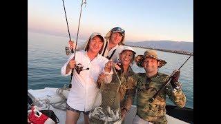 Озеро Алаколь. Рыбалка на окуня