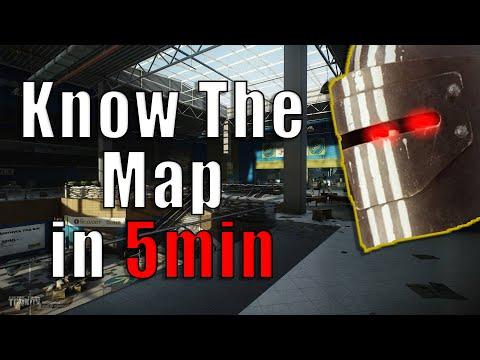 Learn Interchange in 5min - Escape from Tarkov Interchange Map Guide