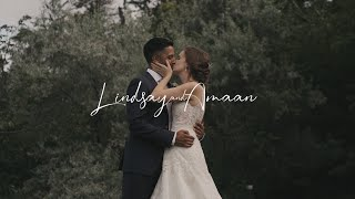 Lindsay and Amaan | Wedding Film | Lago Bar Grill View, Ottawa, ON