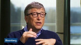 Microsoft Co-Founder Bill Gates: Philanthropic Opportunity in Banking