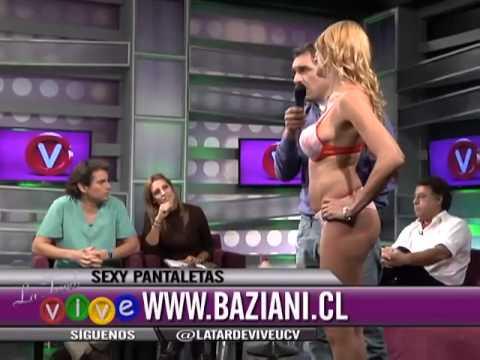 Desfile Baziani Baziano La Tarde Vive - Parte 02