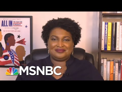 Abrams: McConnell Wants To Burn It All Down—And Loeffler, Perdue Hold The Matches   All In   MSNBC