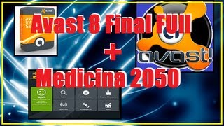 Avast 8.0.1497 Final Full (Licencia Hasta El 2050)