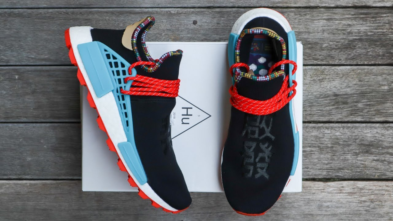 Details about ADIDAS PW SOLAR HU NMD Pharrell Inspiration