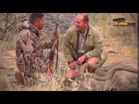 Geelhout Safaris Shameer Lion Hunt