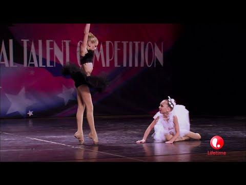 Black Swan  Chloe Lukasiak & Maddie Ziegler Full Dance