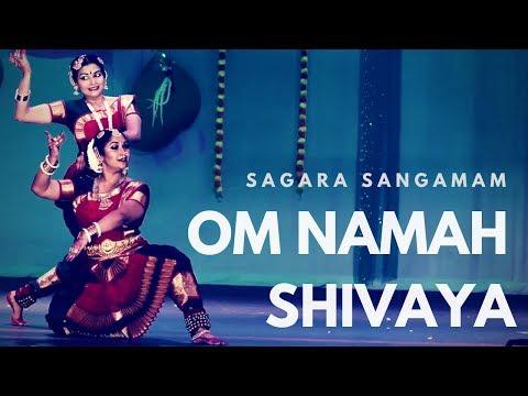 Om Namah Shivaya Classical Dance | Sagara Sangamam | Mudra Academy