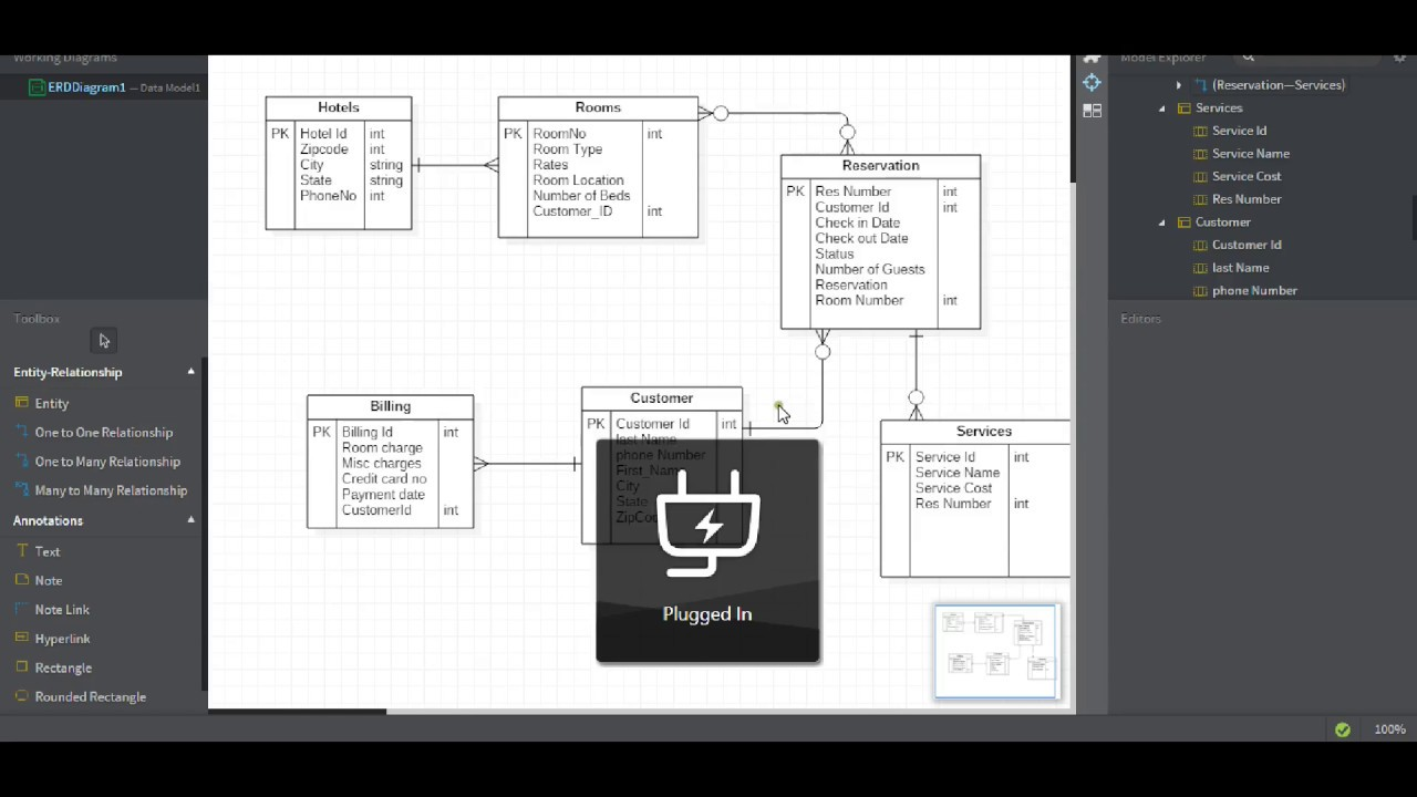 ER    Diagram      StarUML  YouTube