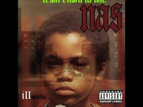 Nas - It Ain't Hard to Tell Lyrics