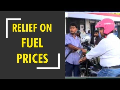 Government fuel price per mile