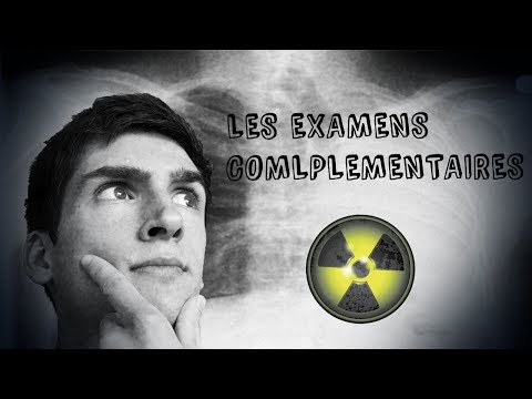 LES EXAMENS COMPLEMENTAIRES - EVANO